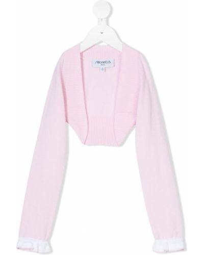 Болеро розовый Simonetta
