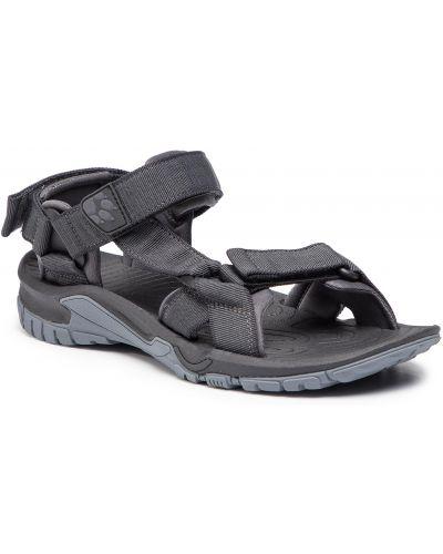 Klasyczne sandały - szare Jack Wolfskin