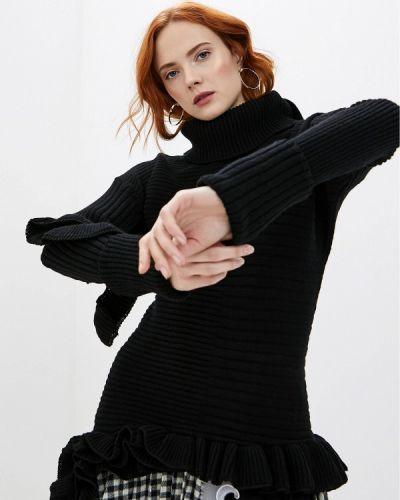 Черный свитер Frankie Morello