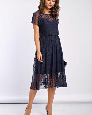 Платье платье-комбинация на тонких бретелях Jetty