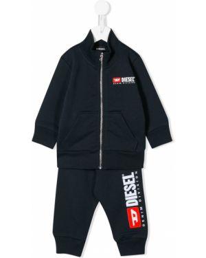Спортивный костюм с карманами с манжетами Diesel Kids