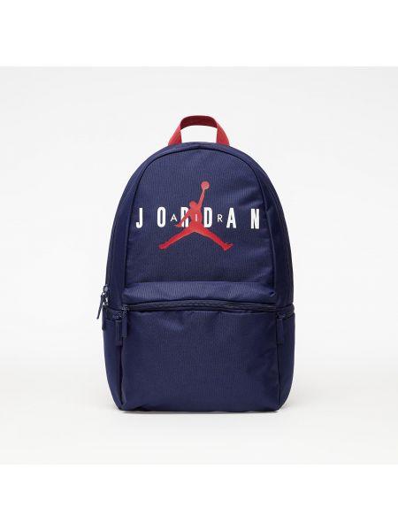 Niebieski plecak Jordan