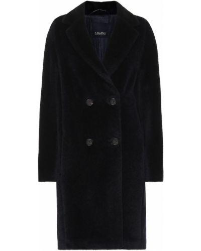 Зимнее пальто из альпаки шерстяное 's Max Mara