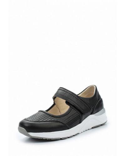 Черные кроссовки La Grandezza