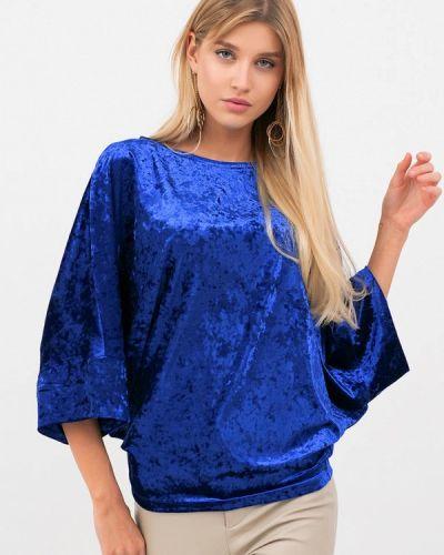 Синяя зимняя джемпер Lussotico