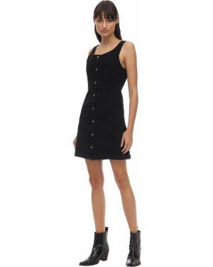Джинсовое платье - черное Levi's Red Tab