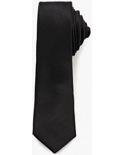 Черный галстук Mango Man