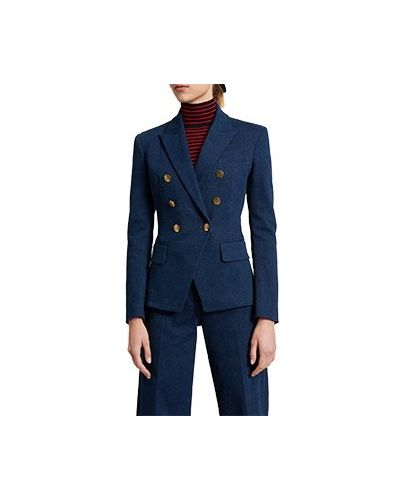 Пиджак - синий Luisa Spagnoli