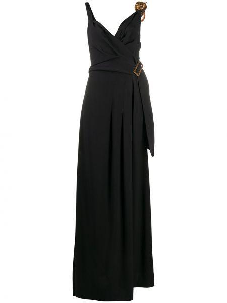 Sukienka z jedwabiu bez rękawów Louis Vuitton Pre-owned