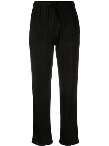 Спортивные брюки укороченные с поясом Majestic Filatures