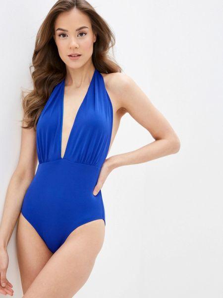 Слитный купальник синий Dali