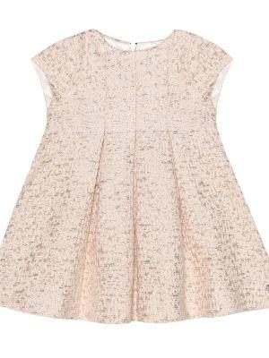 Платье розовое с завышенной талией Tartine Et Chocolat