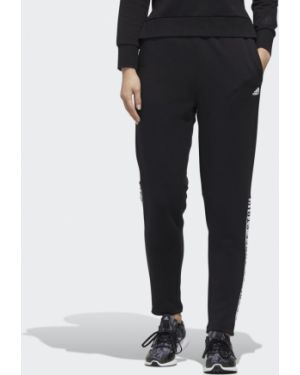 Спортивные брюки с лампасами со штрипками Adidas