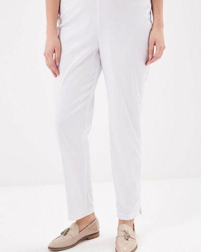 Белые брюки Silver String