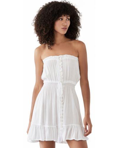 Облегающее платье мини - белое Tiare Hawaii