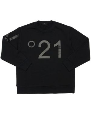 Bluza na szyi z logo N°21