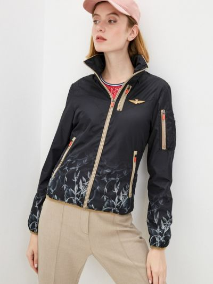 Куртка - черная Aeronautica Militare