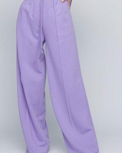 Фиолетовые спортивные брюки Cardo
