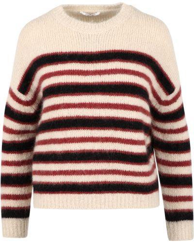 Beżowa bluza dresowa Pomandere