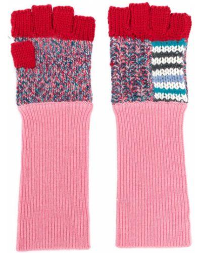 Перчатки вязаные Burberry