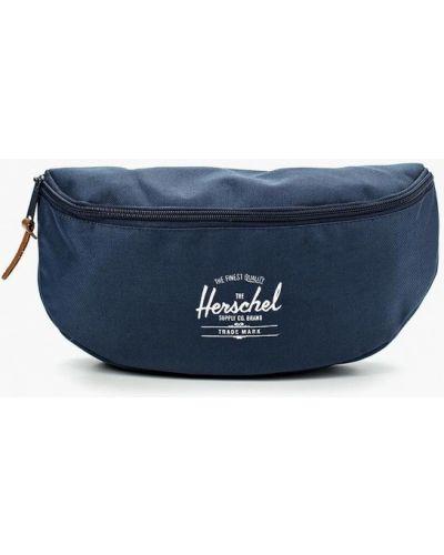 Синяя поясная сумка Herschel Supply Co.