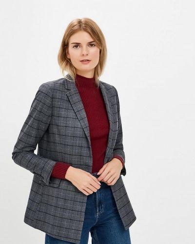 Пиджак серый Baon