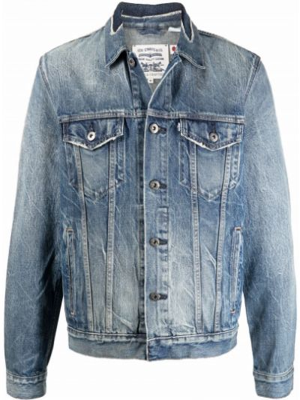 Klasyczne jeansy - niebieskie Levis Made & Crafted
