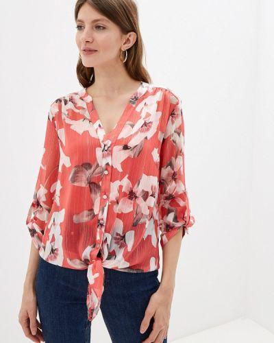 Блузка красная Wallis