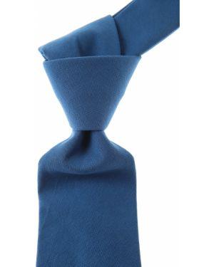Krawat z jedwabiu Belvest