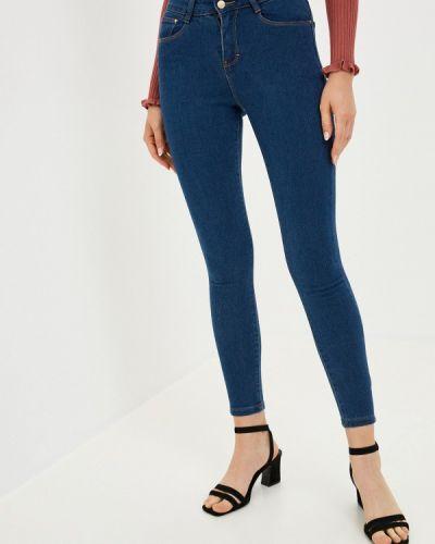 Синие джинсы-скинни узкого кроя Brave Soul