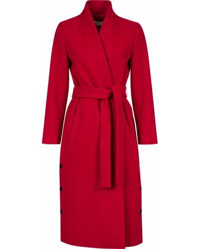 Шерстяное пальто с капюшоном Beatrice.b