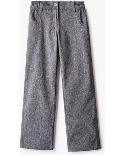 Серые утепленные брюки Outventure
