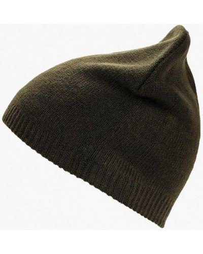 Зеленая шапка осенняя твое