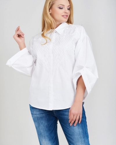 Рубашка белая Bluzka