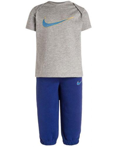 Żółty spodni top za pełne Nike