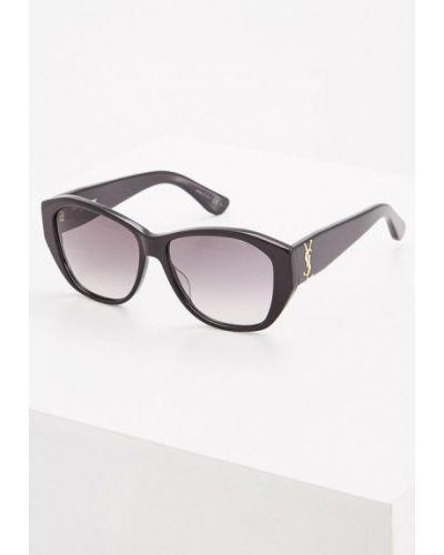 Солнцезащитные очки 2019 прямоугольные Saint Laurent