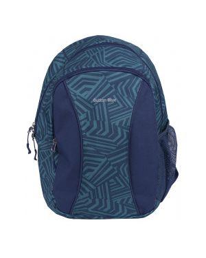 Рюкзак школьный Button Blue