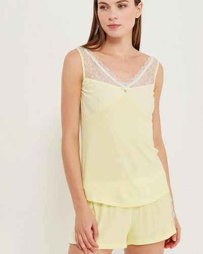 Пижама турецкий желтый Relax Mode