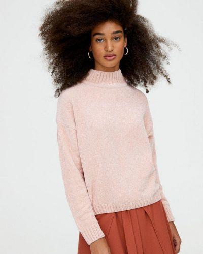 Свитер - розовый Pull&bear