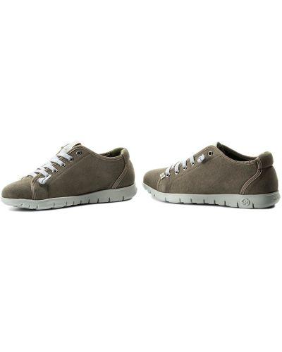 Туфли - коричневые Slow Walk