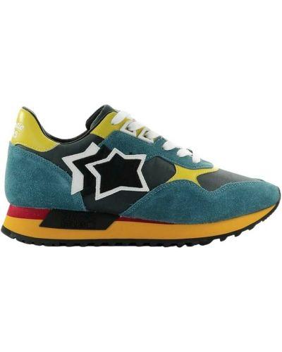 Niebieskie sneakersy Atlantic Stars