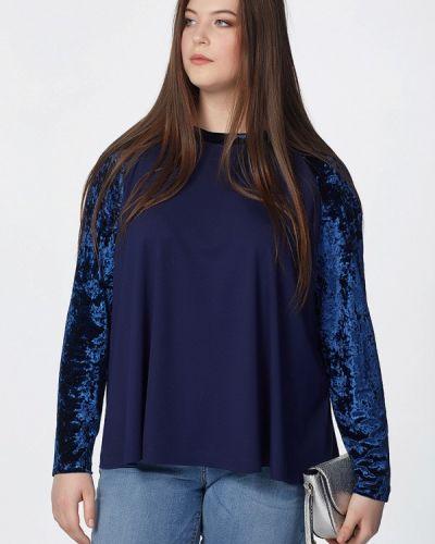Синяя блузка Fly