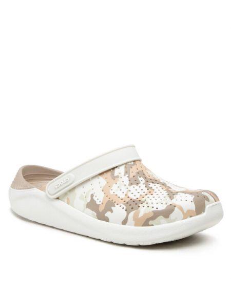 Sandały - białe Crocs