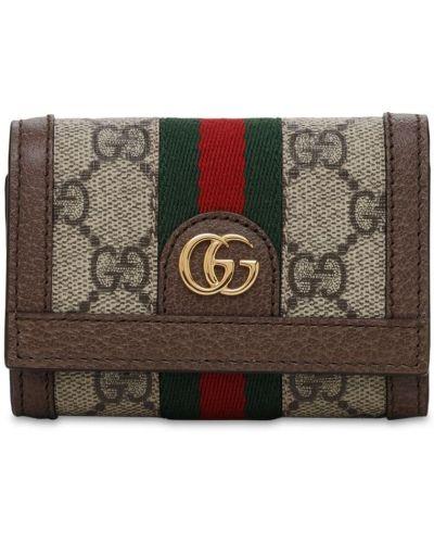 Portfel z kieszeniami z gniazdem Gucci