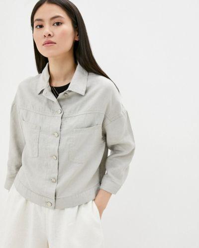 Серый пиджак Mossmore