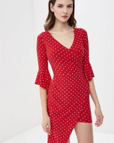Платье красный Edge Street