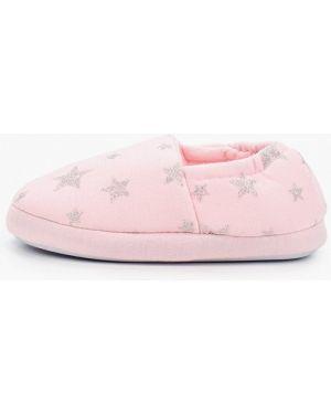 Тапочки розовый домашние Honey Girl