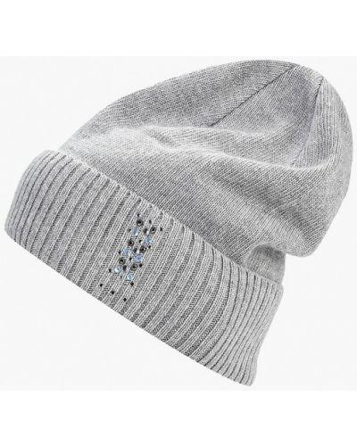 Серая шапка осенняя Baon