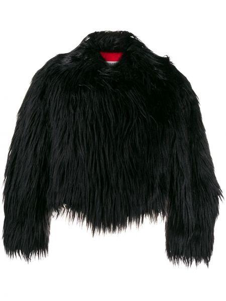 Длинная куртка черная классическая Philosophy Di Lorenzo Serafini