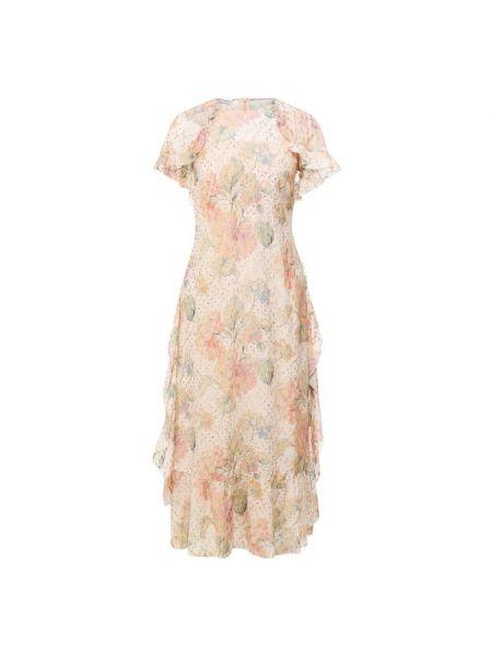 Платье миди макси со вставками Redvalentino